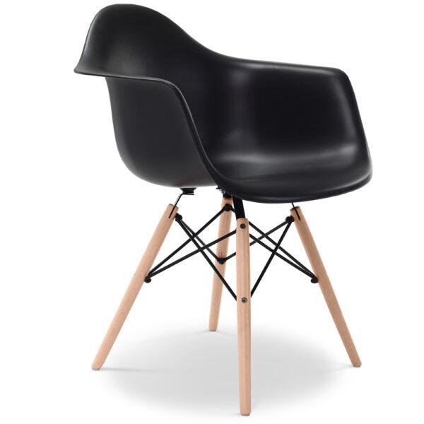 ZINZAN-DAW-Armchair-wood-leg