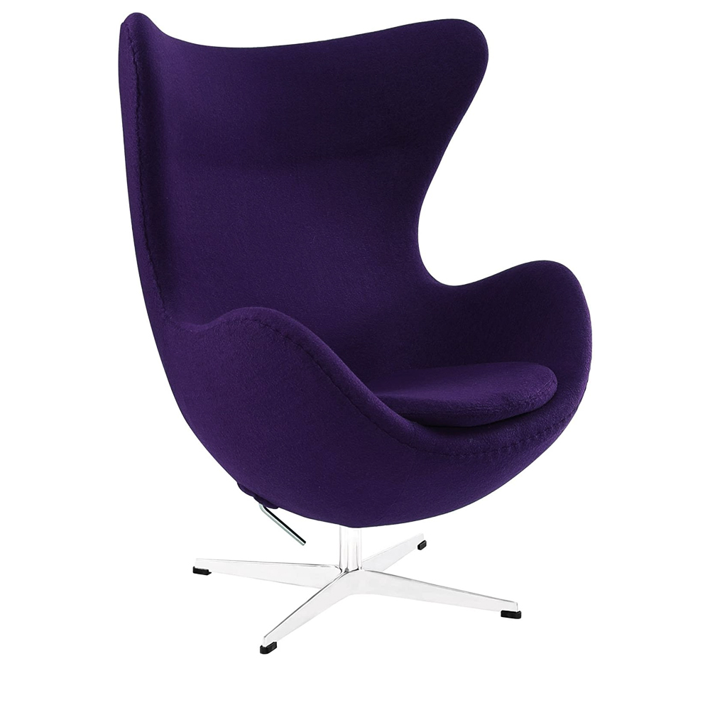 Arne-Jacobsen-Egg-Chair-Purple