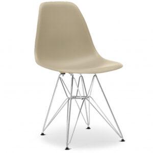 ZINZAN-DSR-Side-Chair-Chromed-Leg