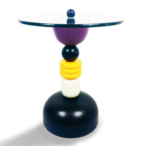 Malo-pedestal-table