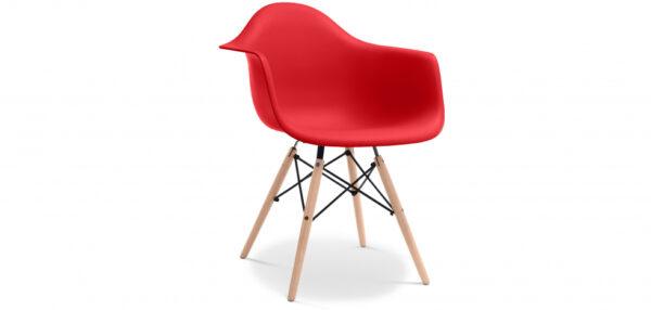 Zinzar DAR armchair wooden leg