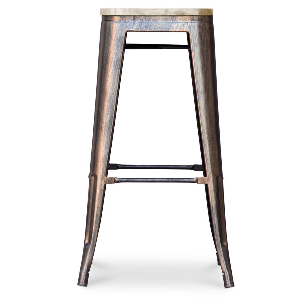 ZINZAN-Elise-Bar-Stool-wooden-76cm-bronze