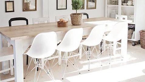 Zinzar DSR chairs Chrome leg