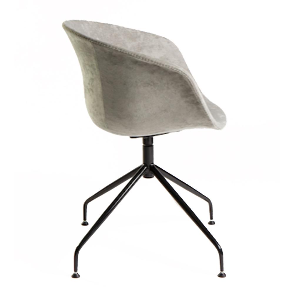 Melana-4-spoke-swivel-chair