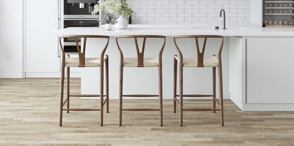 wishbone-stool-natural-at-counter